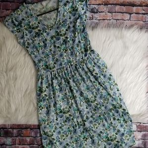 Honey and Lace XS Floral Dress
